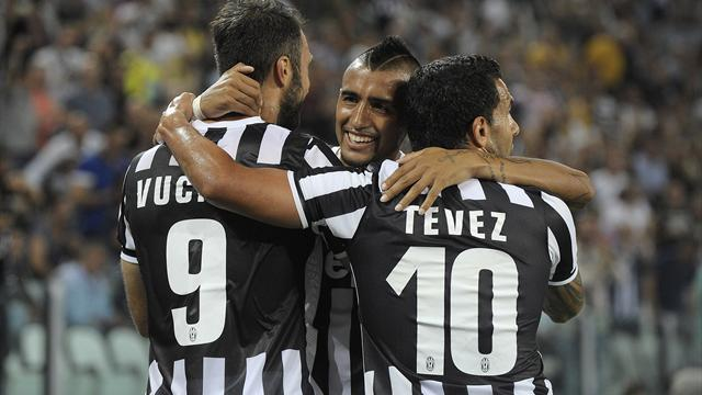 Italian Serie A - Classy Juventus put Lazio to the sword
