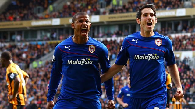 Premier League - Hull and Cardiff share spoils