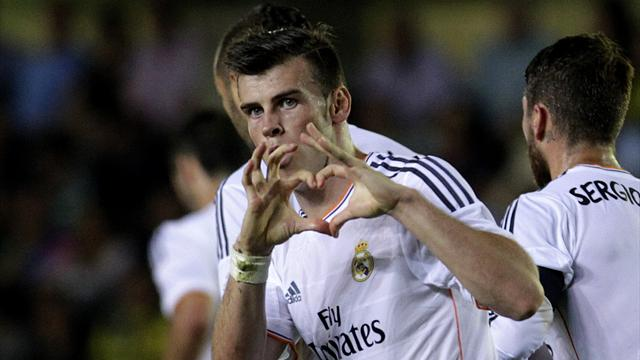Liga - Bale nets as Villarreal hold Real Madrid