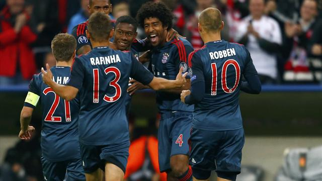 Champions League - Bayern open title defence with comfortable win
