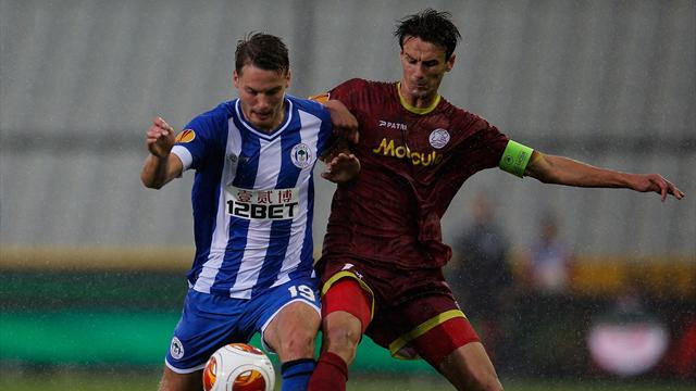 Europa League - Wigan earn draw in first European fixture
