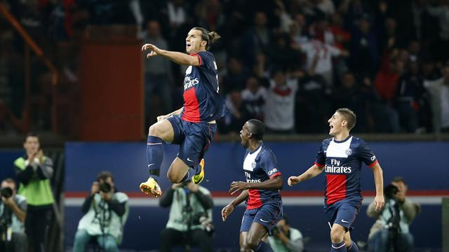 Ligue 1 - PSG and Monaco share the spoils