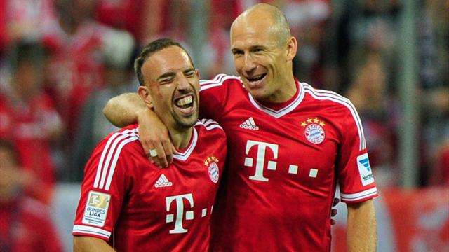 Bundesliga - Bayern Munich go top after draw at Leverkusen