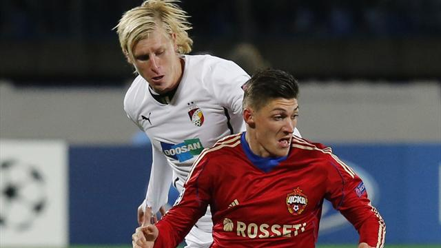 Video: CSKA Moskva vs Viktoria Plzeň