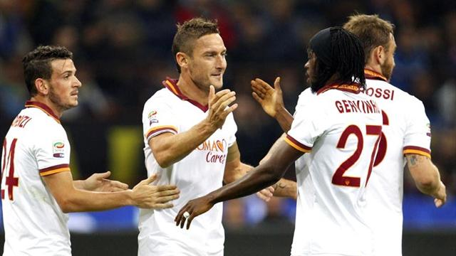 Serie A - Roma continue perfect start with Inter demolition