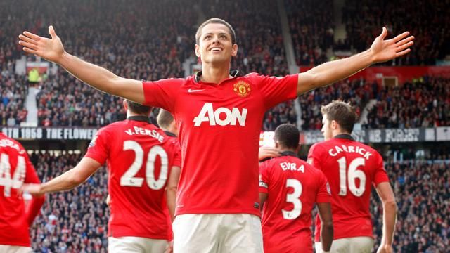 Premier League - Super-sub Hernandez heads United to win over Stoke
