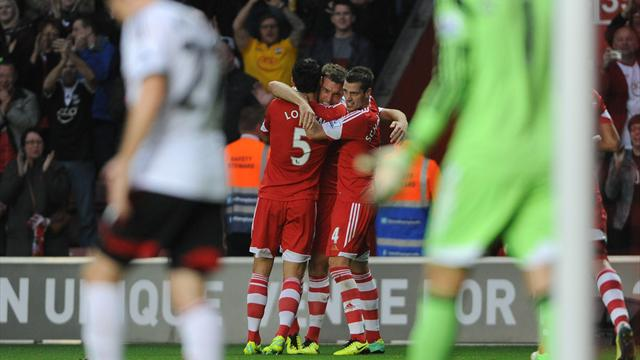 Premier League - Impressive Southampton breeze past Fulham