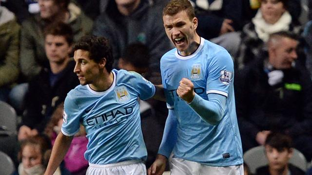 League Cup - City see off Newcastle in extra-time to make last eight