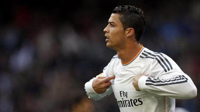 Liga - Ronaldo hits hat-trick as Real Madrid destroy Real Sociedad