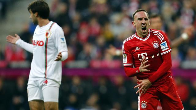 Bundesliga - Bayern Munich set record unbeaten run