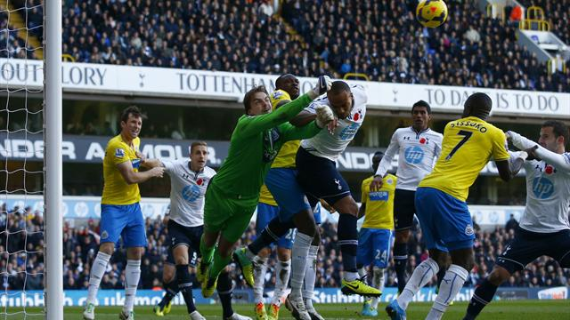 Premier League - Krul excels as Newcastle beat Spurs