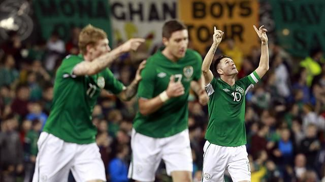 International friendlies - O'Neill's Ireland era begins with win over Latvia