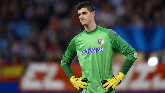 Champions League - Courtois howler gifts Zenit point