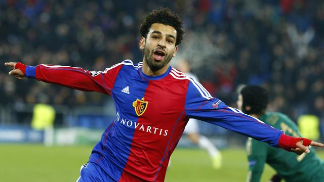 Champions League - Chelsea qualify despite late Basel loss