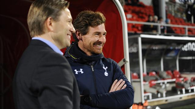 Europa League - Dembele grabs rare goal as Spurs win to ease strain on AVB