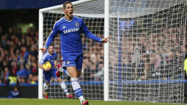 Premier League - Torres and Ramires score as unconvincing Chelsea go second
