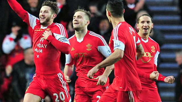 Premier League - Lallana goal sees Southampton past West Brom