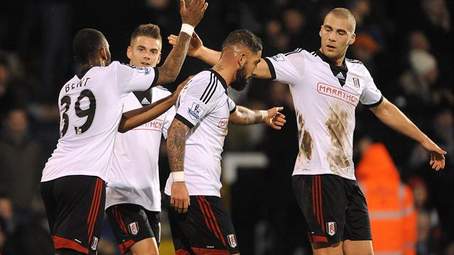 FA Cup - Fulham pile pressure on Hughton with easy Cup win
