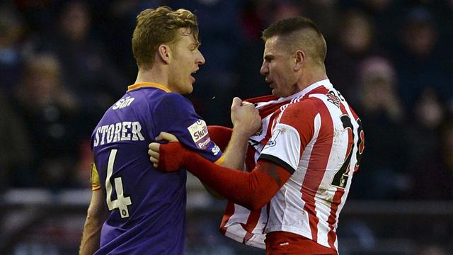 FA Cup - Sunderland squeeze past non-league Kidderminster