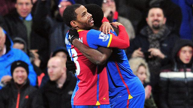 Premier League - Palace ease relegation concerns with priceless win over Hull