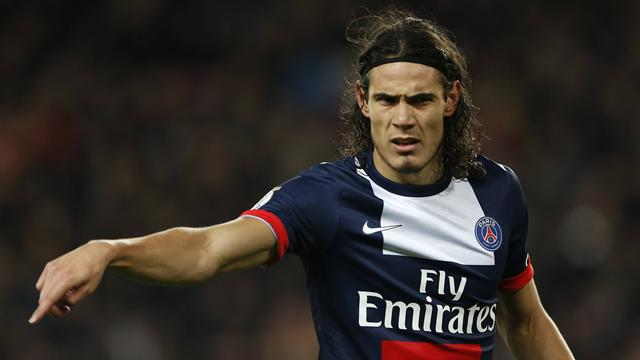 Ligue 1 - Cavani scores on return as PSG cruise past Marseille