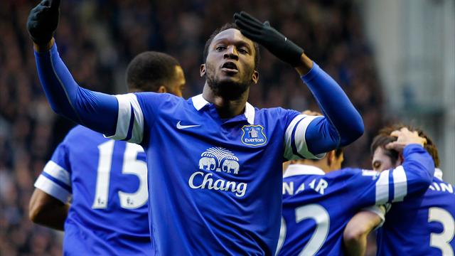Premier League - Late Lukaku goal enough for Everton against West Ham