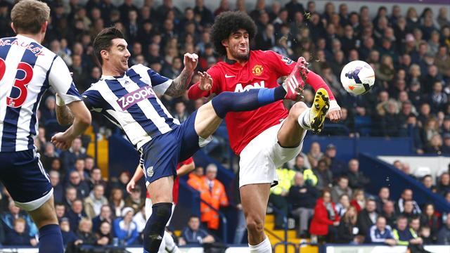Video: West Bromwich Albion vs Manchester United