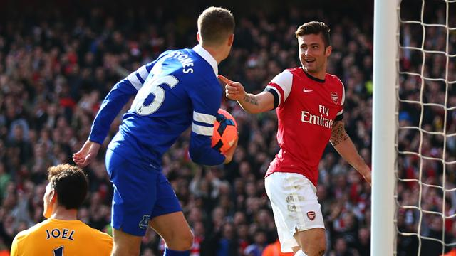 Video: Arsenal vs Everton