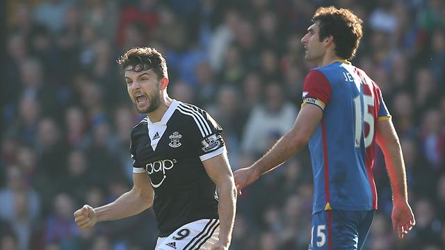 Video: Crystal Palace vs Southampton
