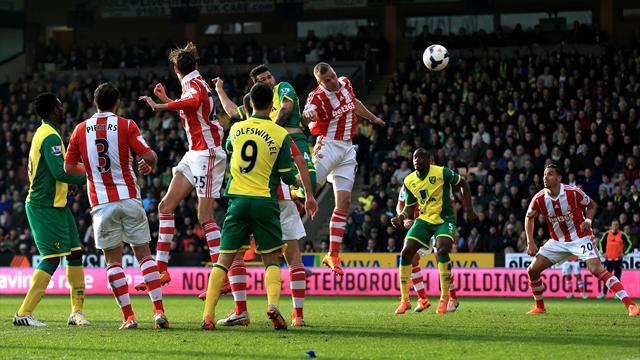 Video: Norwich City vs Stoke City