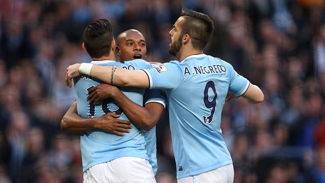Video: Manchester City vs Sunderland