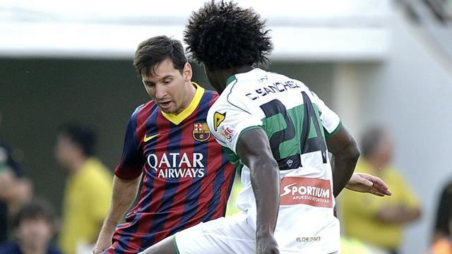 Elche 0-0 Barcelona