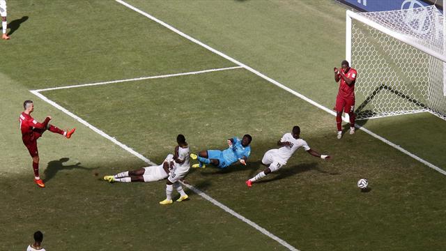 Bồ Đào Nha 2-1 Ghana