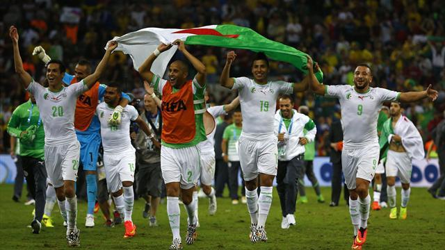 Algeria 1-1 Nga