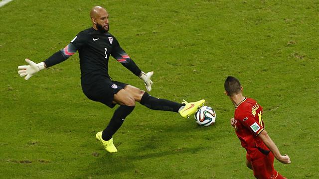 Bỉ 2-1 Mỹ