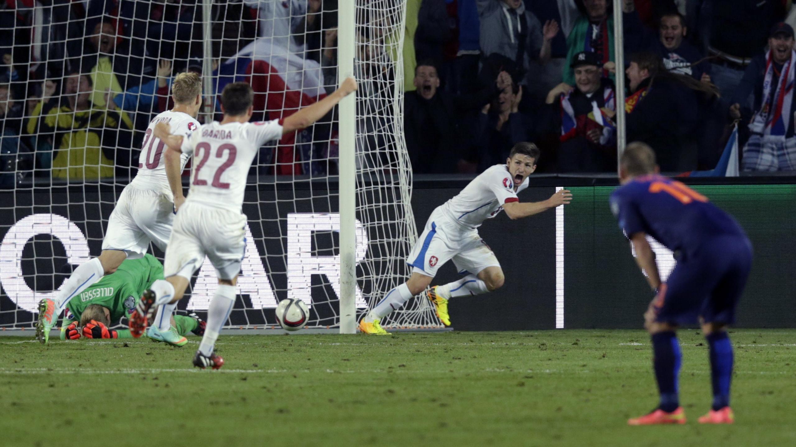 Video: Cộng Hòa Séc vs Hà Lan