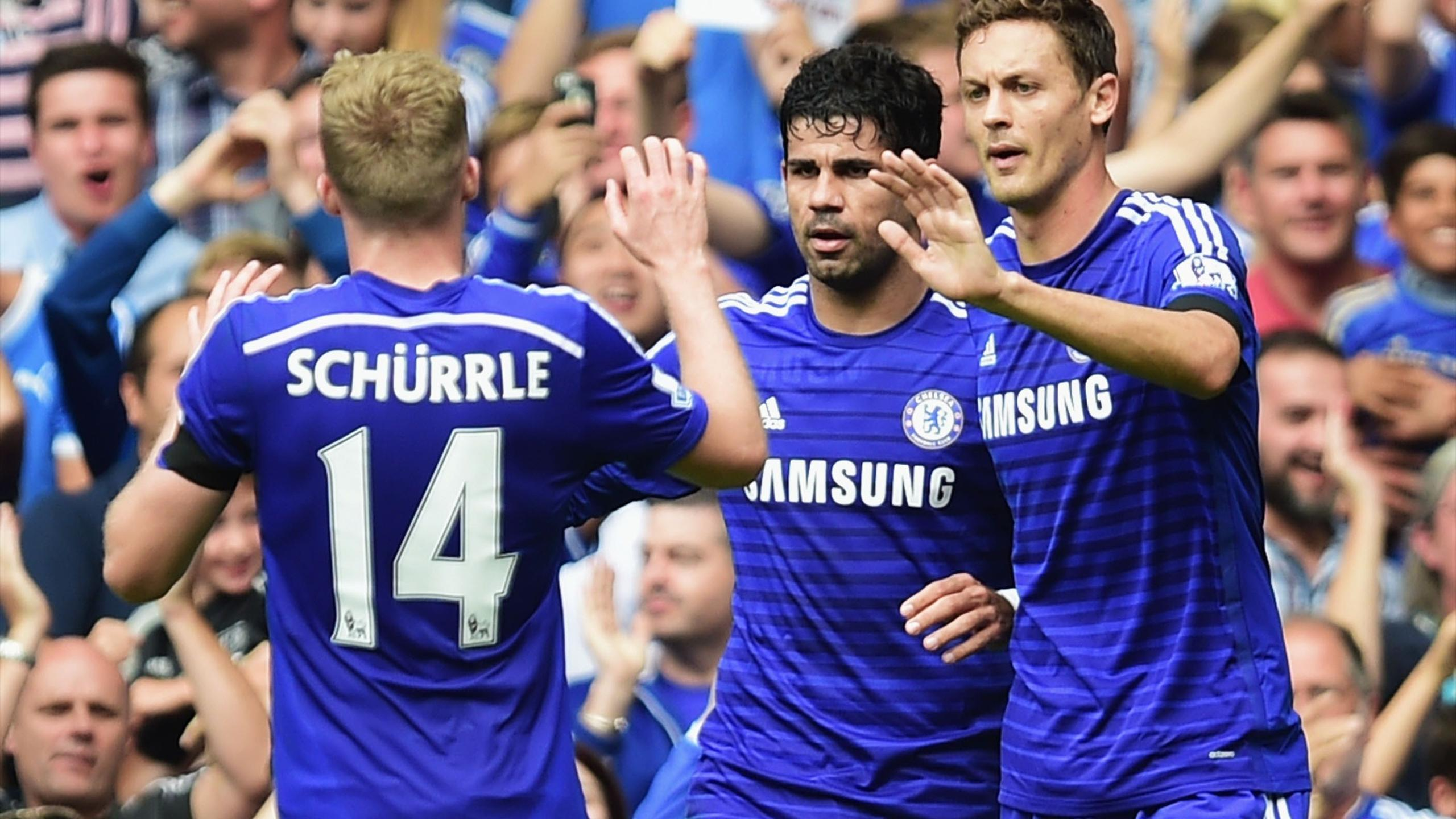 Video: Chelsea vs Swansea City