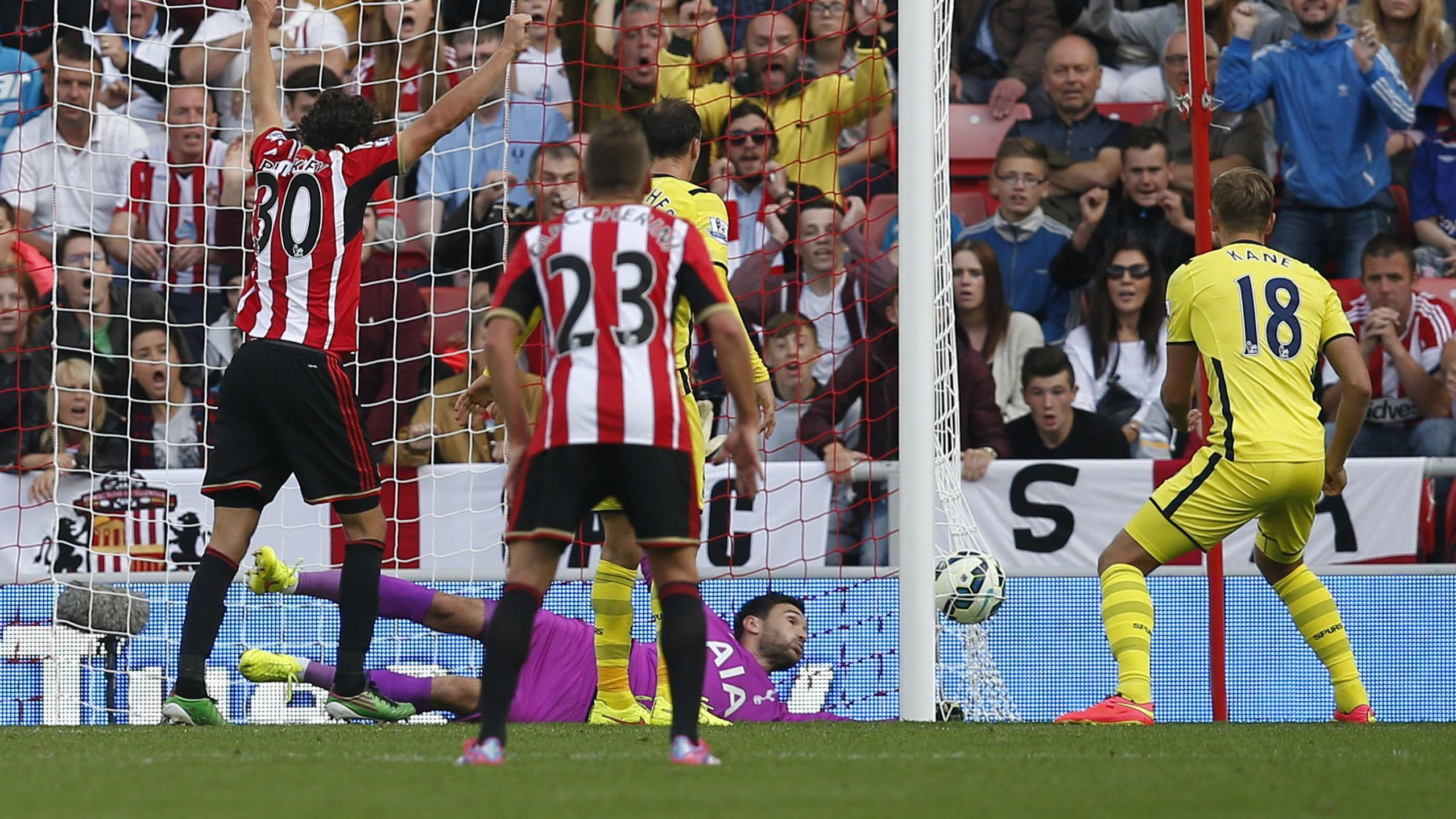 Video: Sunderland vs Tottenham Hotspur