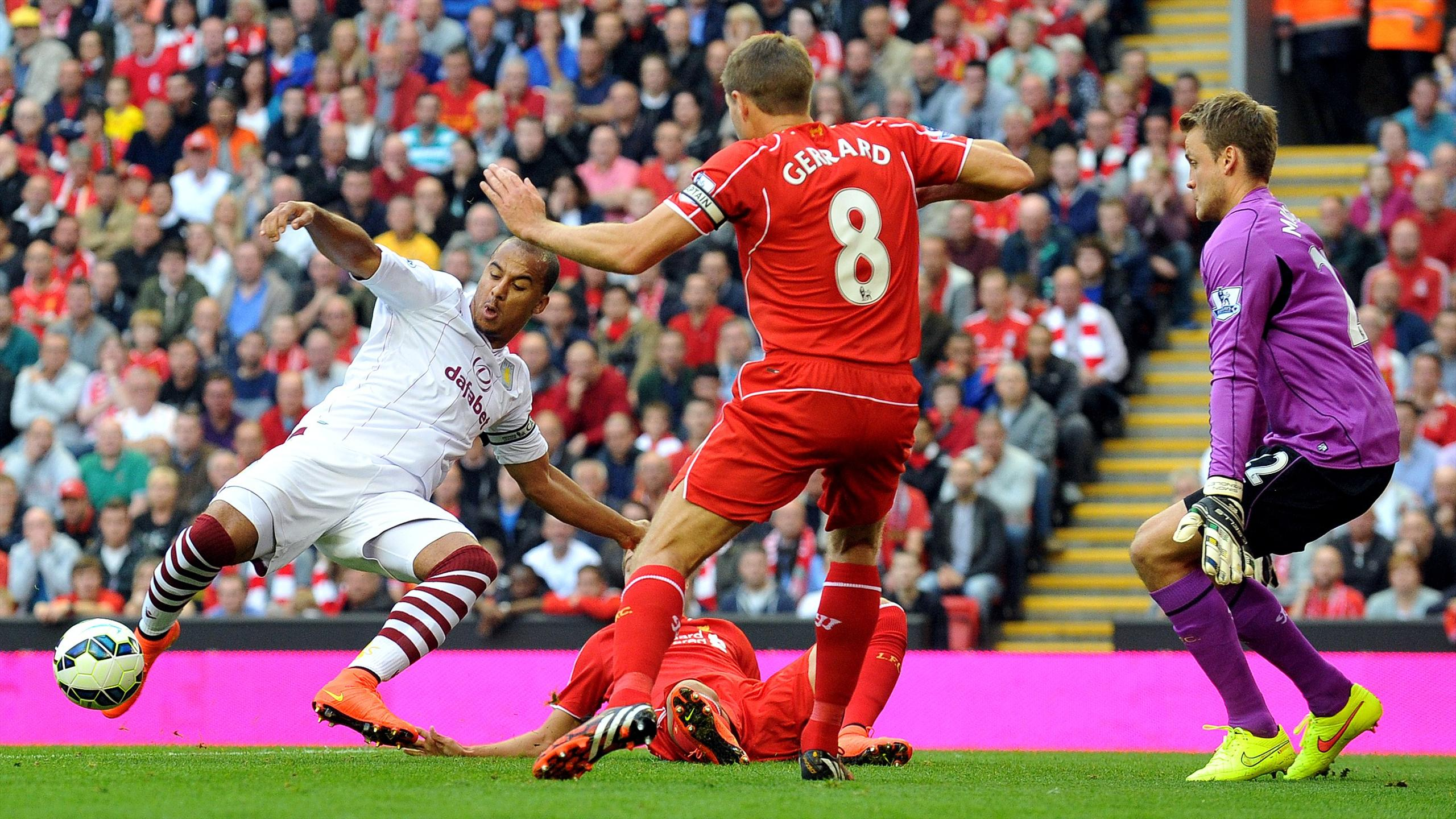 Video: Liverpool vs Aston Villa