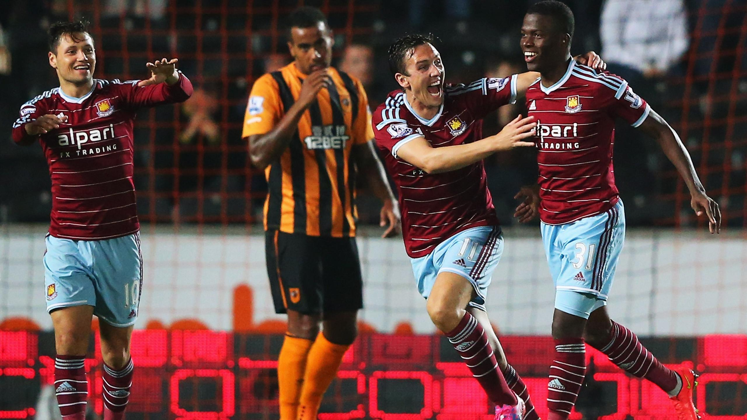 Video: Hull City vs West Ham United