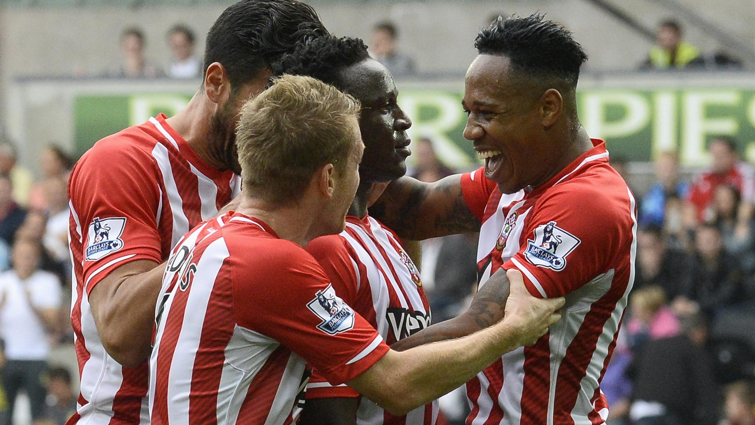 Video: Swansea City vs Southampton