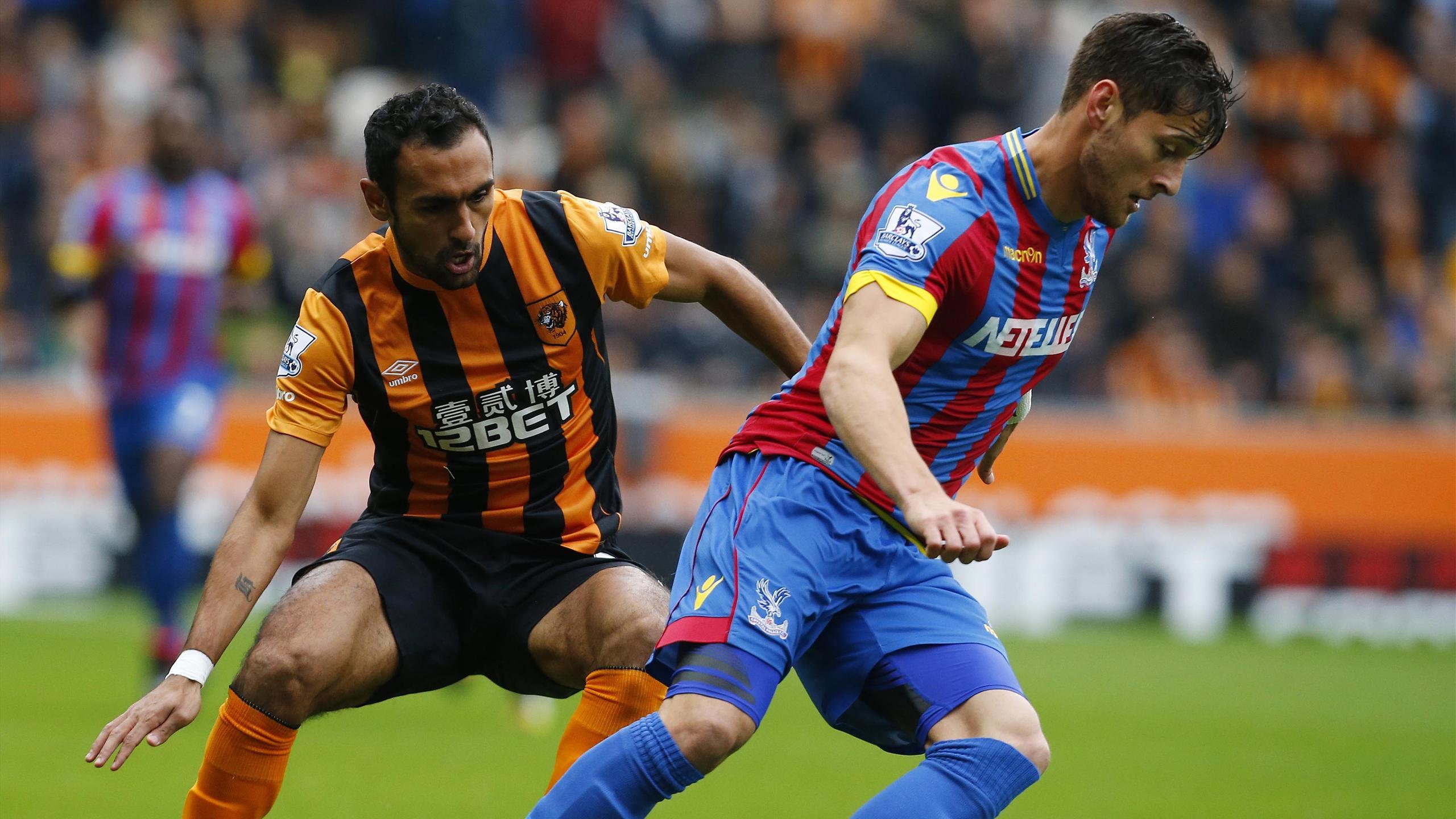 Video: Hull City vs Crystal Palace