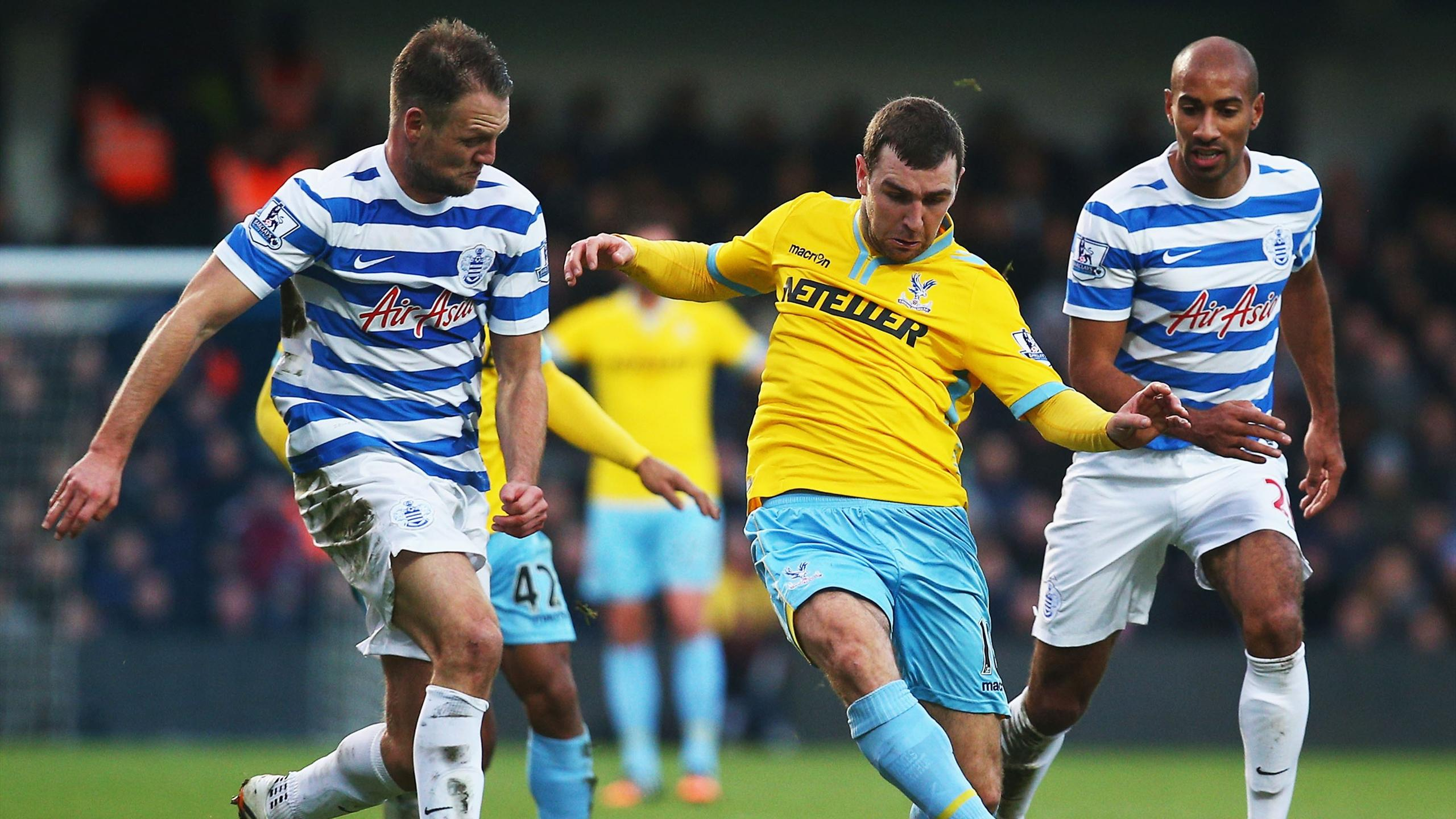 Video: Queens Park Rangers vs Crystal Palace