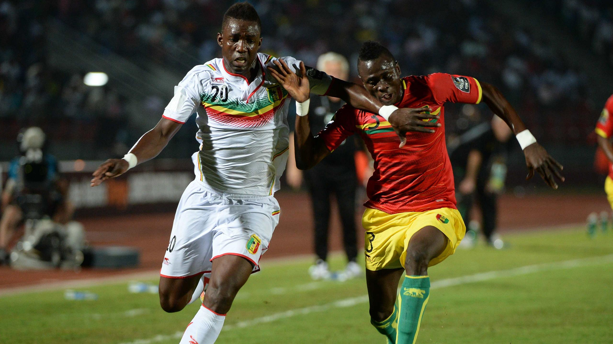 Video: Guinea vs Mali