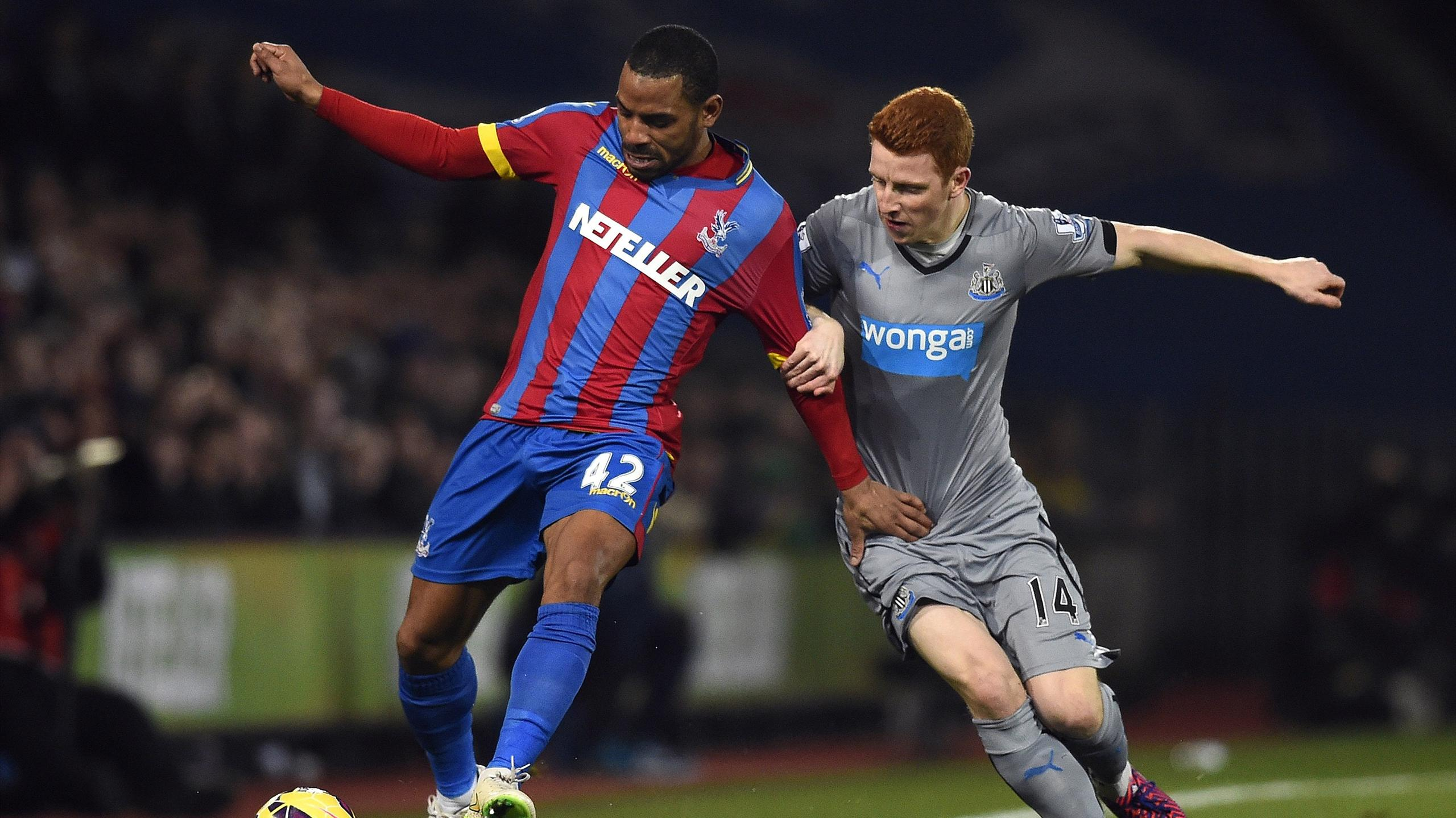 Video: Crystal Palace vs Newcastle United