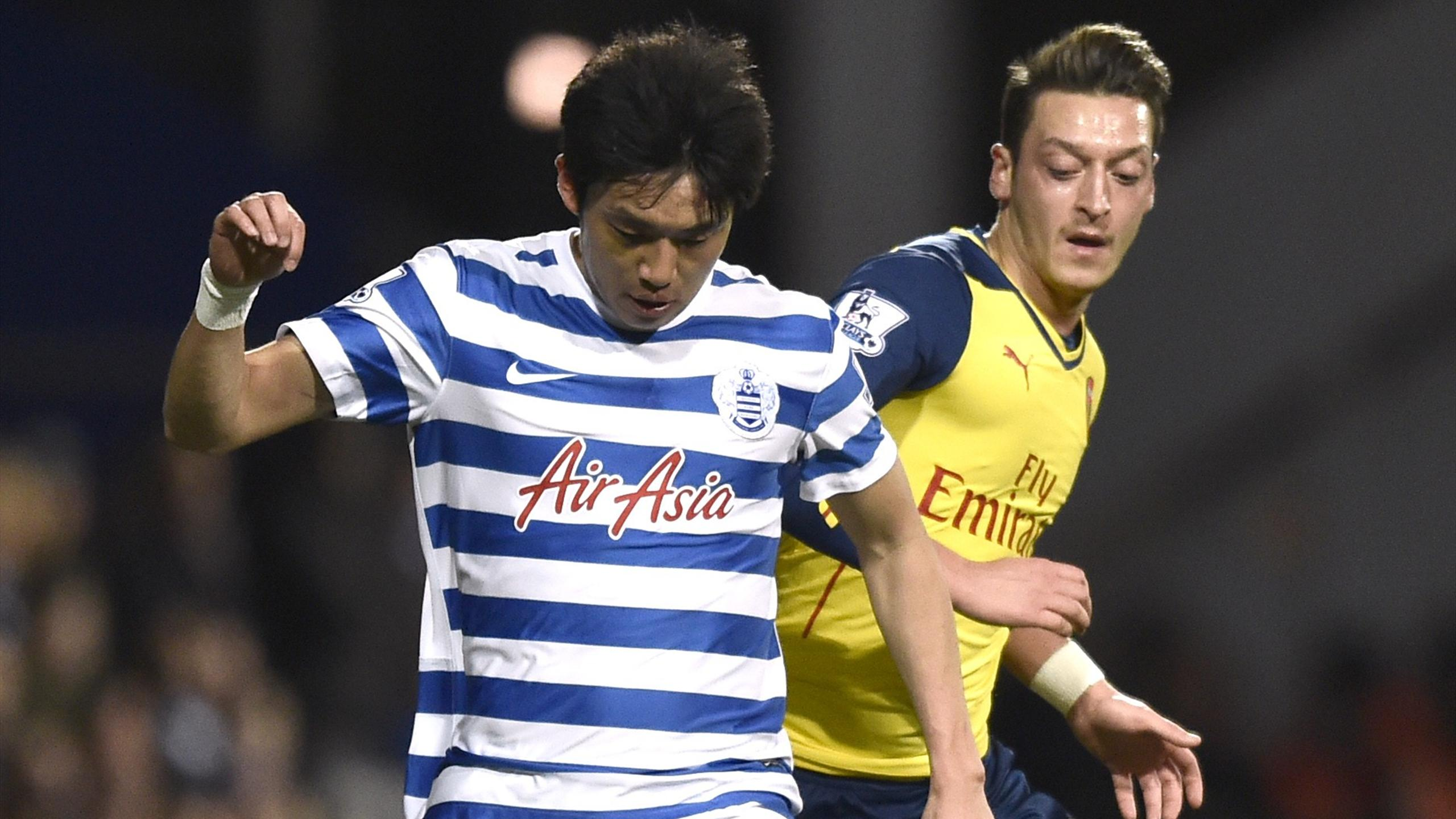 Video: Queens Park Rangers vs Arsenal