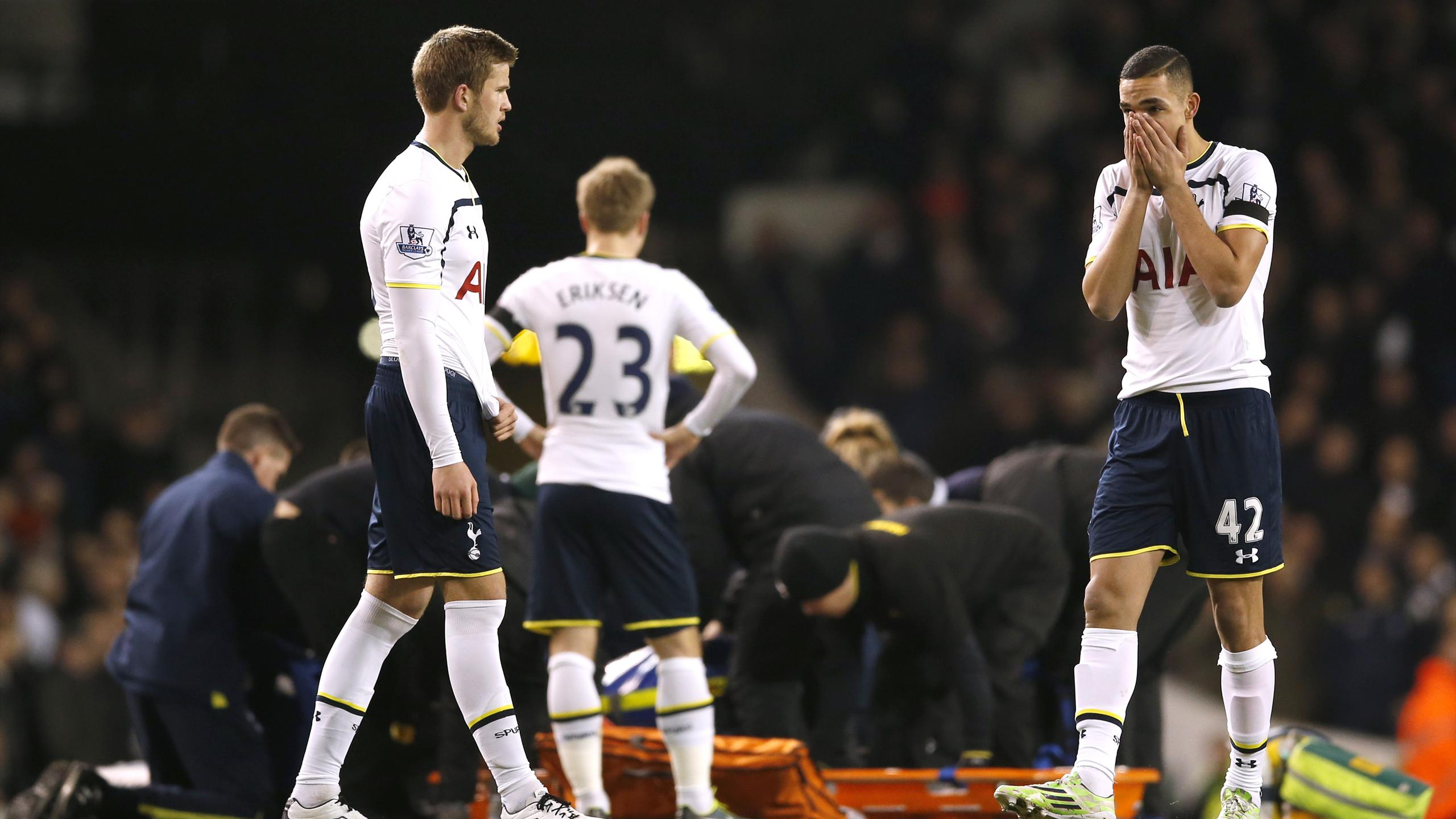 Video: Tottenham Hotspur vs Swansea City