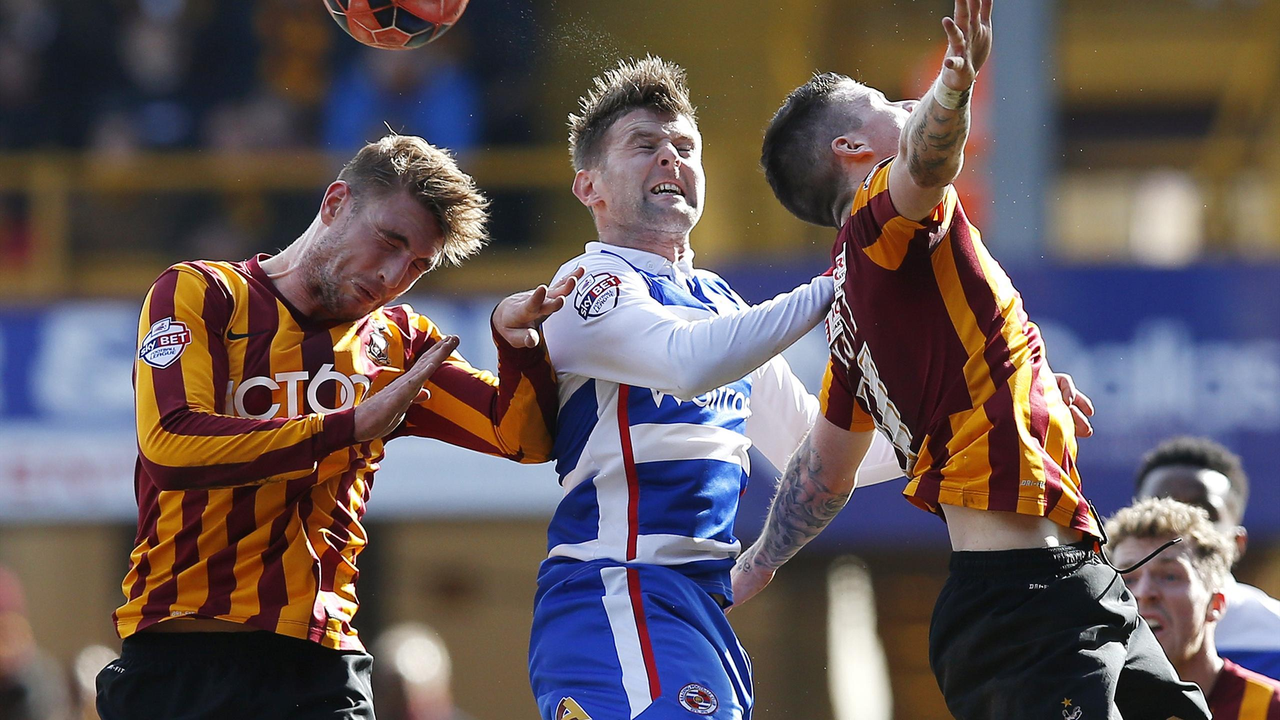 Video: Bradford City vs Reading