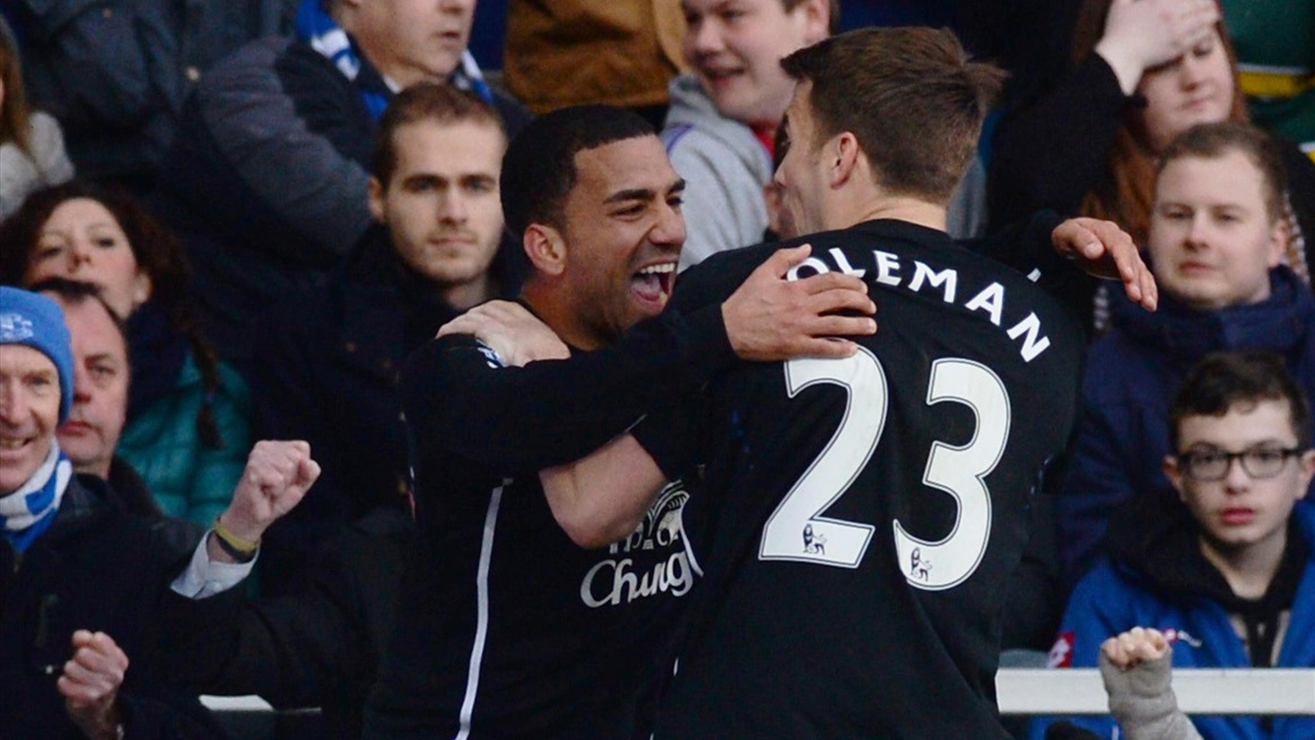 Video: Queens Park Rangers vs Everton