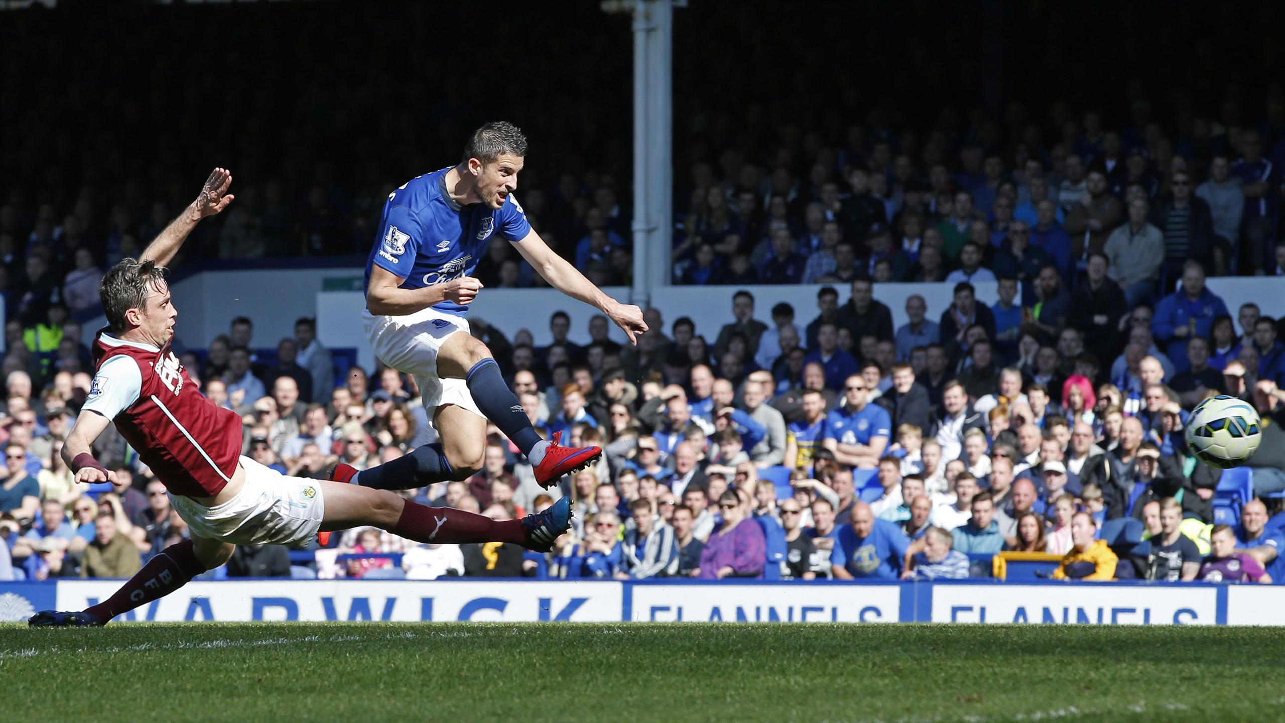 Video: Everton vs Burnley